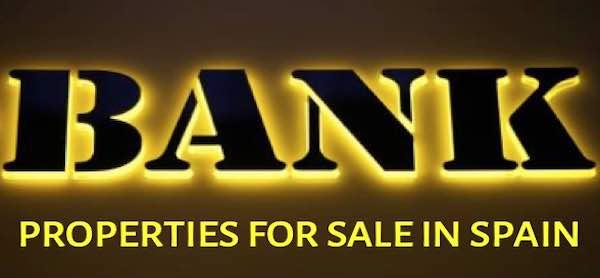 Bank  Properties for sale in Spain